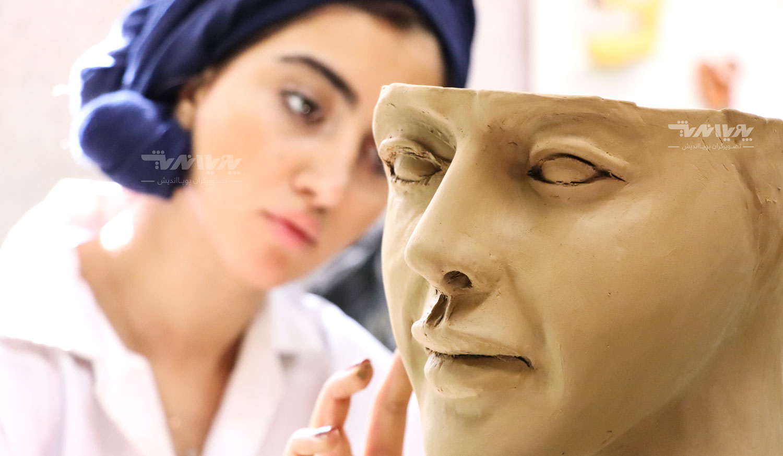 دوره مجسمه سازی