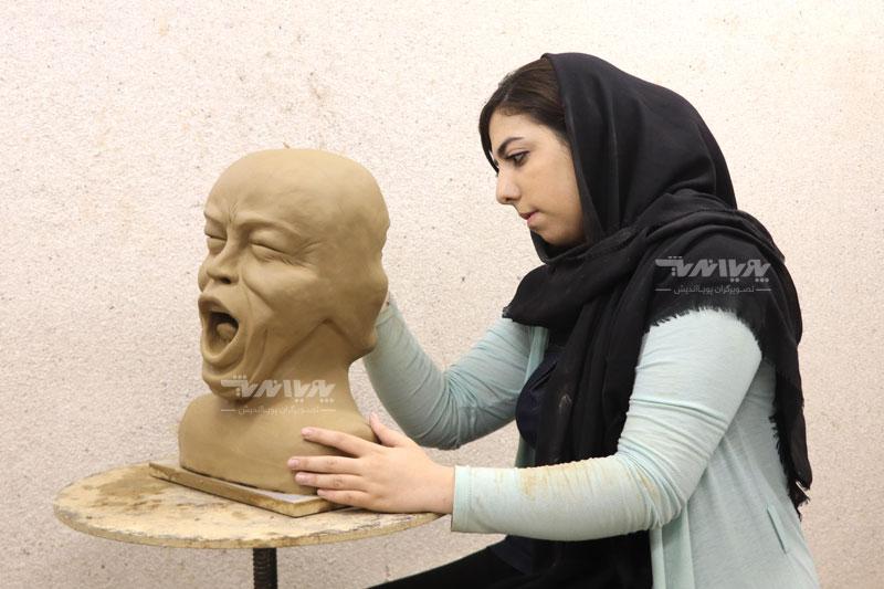 ساخت مجسمه دورو